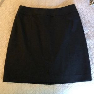 Halogen like NEW charcoal grey pencil skirt